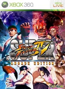 Xbox 360: SUPER STREETFIGHTER IV ARCADE EDITION - R$31