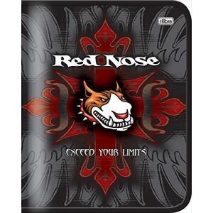 Fichário Escolar Red Nose 200 x 275mm 4 Argolas Tilibra | R$15