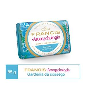 Sabonete Duzia Barra Francis Suave Azul 12X85G,