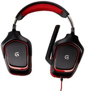 Logitech G230 Headset Stereo para Jogos | R$199
