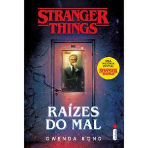Livro - Stranger Things: Raízes do Mal | R$20