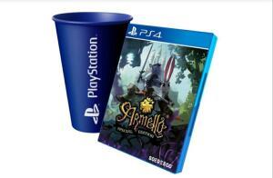 Armello deluxe edição ps4 + copo playstation Azul | R$17