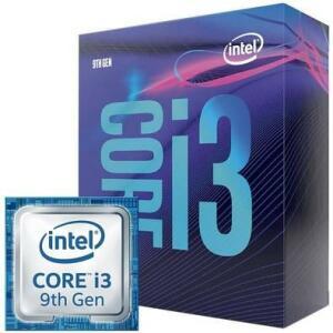 Processador Intel Core i3-9100F Coffee Lake, Cache 6MB, 3.6GHz (4.2GHz Max Turbo), LGA 1151,