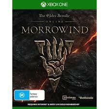 The Elder Scrolls Online Morrowind Xbox One - $15,90