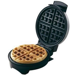 Máquina de Waffle Britânia Golden - Prata - R$79