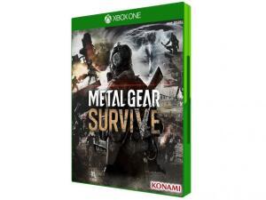 Metal Gear Survive para Xbox One - Konami | R$30