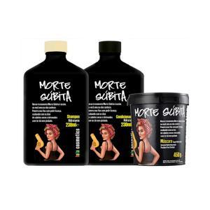 Kit Lola Shampoo + Condicionador 230ml + Máscara Morte Subita 450g | R$70