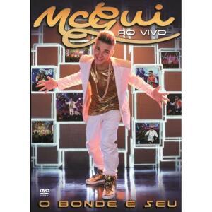 DVD Mc Gui - O bonde é seu | R$2