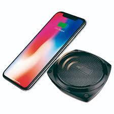 Carregador Wireless ELG Sem Fio para Dispositivos com Tecnologia Qi - WQ1 - R$45