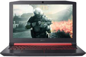 Notebook Gamer Acer Aspire Nitro 5, AN515-51-50U2, Intel core i5 7300HQ, 8GB RAM, HD 1TB, GTX 1050
