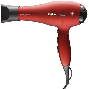 Secador de Cabelos Philco Beauty Style Red 1900W - R$59