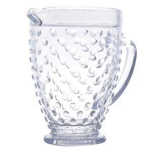 Jarra Lyor de Vidro Bubble Transparente 1L - R$29