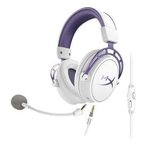 HyperX Cloud Alpha Purple Edition - R$559