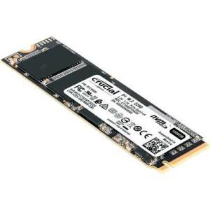 SSD Crucial P1, 1TB, M.2 NVMe, Leitura 2000MB/s, Gravação 1700MB/s - CT1000P1SSD