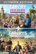 Conjunto Far Cry® 5 Gold Edition + Far Cry® New Dawn Deluxe Edition  - XBOX ONE