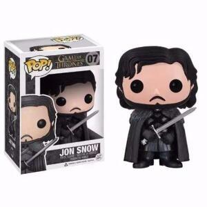 Funko Pop Game Of Thrones - Jon Snow - Got -