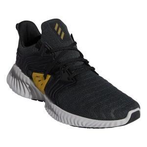 Tênis Adidas Alphabounce Instinct Masculino - Preto e Cinza | R$239