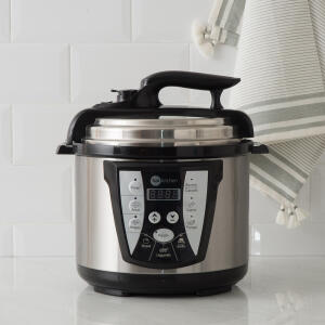 Panela de Pressão Elétrica 4L Fun Kitchen - R$159