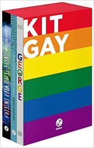 Kit Gay (Português) Capa Comum – 4 fev 2019