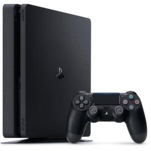 Console Sony Playstation 4 Slim 500GB + Controle Dualshock Preto - $1.376