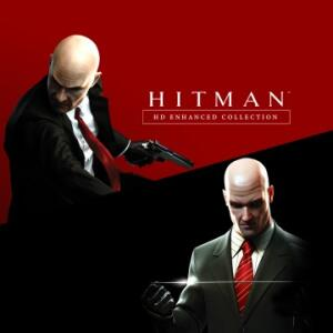 Hitman HD Enhanced Collection - PS4