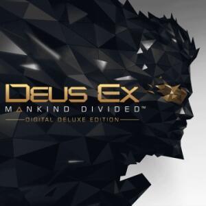 Deus Ex: Mankind Divided - Edição Digital Deluxe - PS4