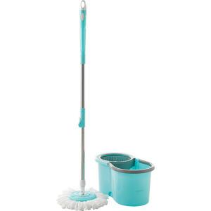 [Cartão Shoptime] MOP Giratório Azul - Fun Clean R$ 34