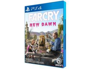Far Cry New Dawn para PS4 - Ubisoft | R$60
