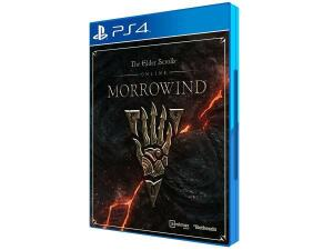 Game The Elder Scrolls Online: Morrowind para PS4