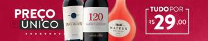 Seleção de vinhos: Tudo por R$29 na Divvino