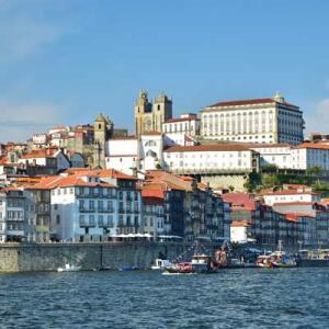 Voos para Porto, saindo de Fortaleza, por R$2033