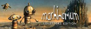 Game MACHINARIUM COLLECTOR'S Edition - PC Steam