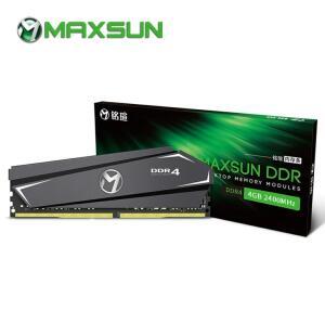 Memória RAM Maxsun DDR4 4/8/16 GB   R$89
