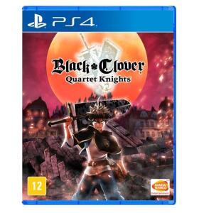 Black Clover - Quartet Knights - PS4
