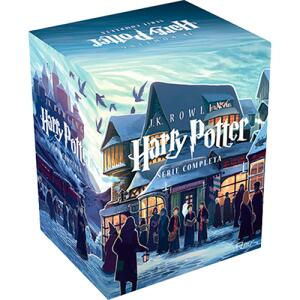 [1ª Compra] Box - Harry Potter - Série Completa (7 Volumes)