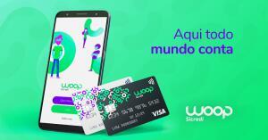 Cartão de crédito Woop Sicred Gold - Sem Anuidade em algumas cidades