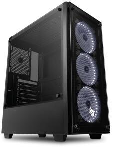 PC i3-9100F, GeForce GTX 1650 4GB, 8GB DDR4, HD 1TB