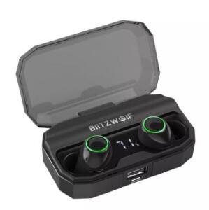 Fone de Ouvido BlitzWolf® BW-FYE3S TWS Bluetooth 5.0 - R$131