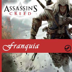 STEAM: Franquia Assassin's Creed com até 72% de desconto