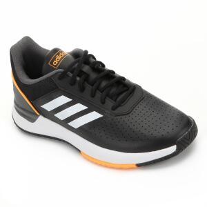 Tênis Adidas Courtsmash Feminino - Preto e Branco