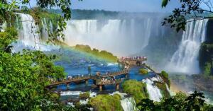 Passagens para Foz do Iguaçu a partir de R$ 284 saindo de São Paulo e mais cidades