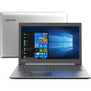 "Notebook Lenovo Ideapad 330 Core i3 4GB 1TB 15,6"" W10 | R$1.564"