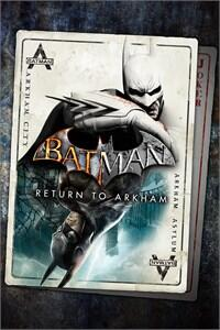 Game Batman: Return to Arkham - Xbox One