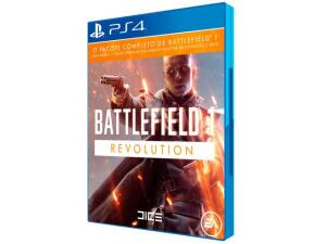 Battlefield 1 Revolution para PS4