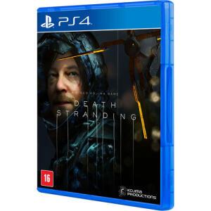 (CC Submarino ) Game - Death Stranding Edition - PS4 (Pré-venda)