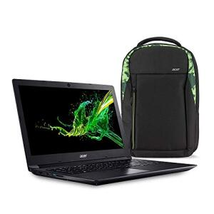 Kit Notebook Acer Aspire 3 + Mochila Green, A315-41-R790 | R$1.799