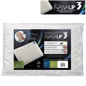 Travesseiro Fibrasca Nasa Up3 Visco - R$22