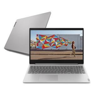 "Notebook Lenovo Ultrafino Ideapad S145 I7-8565u 8gb 1tb Linux 15.6"" 81s9s00000 - R$2899"