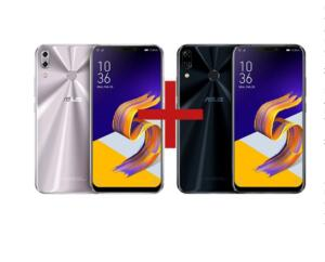 Asus Zenfone 5z 128GB + Asus Zenfone 5z 64GB | R$2639