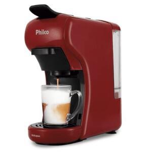 Cafeteira Philco Multicapsula Pcf19vp 220V - R$282